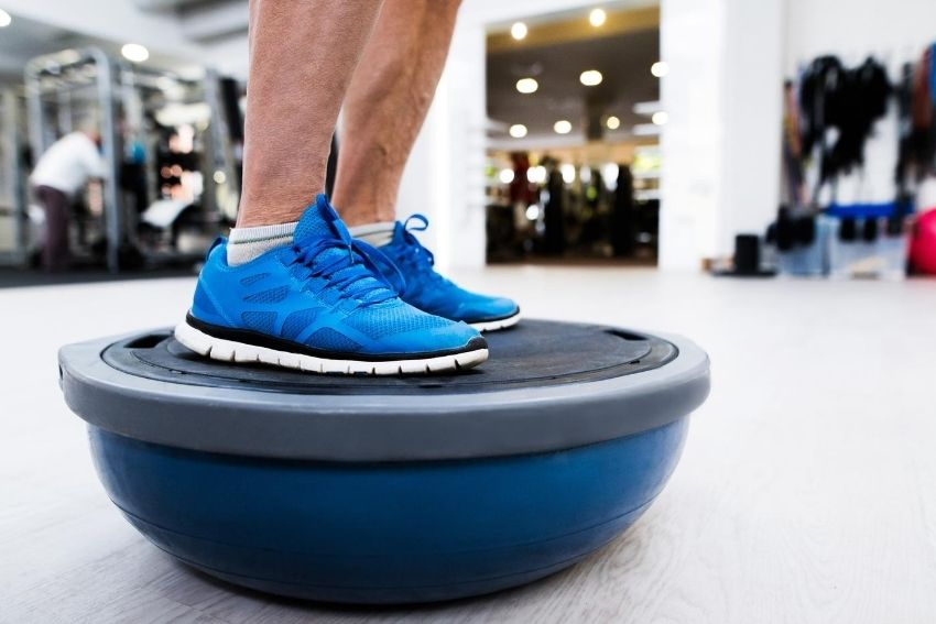 Balance Training and Fall Prevention- Sanger Physical Therapy