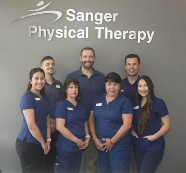 Workers of Sanger Physical Therapy