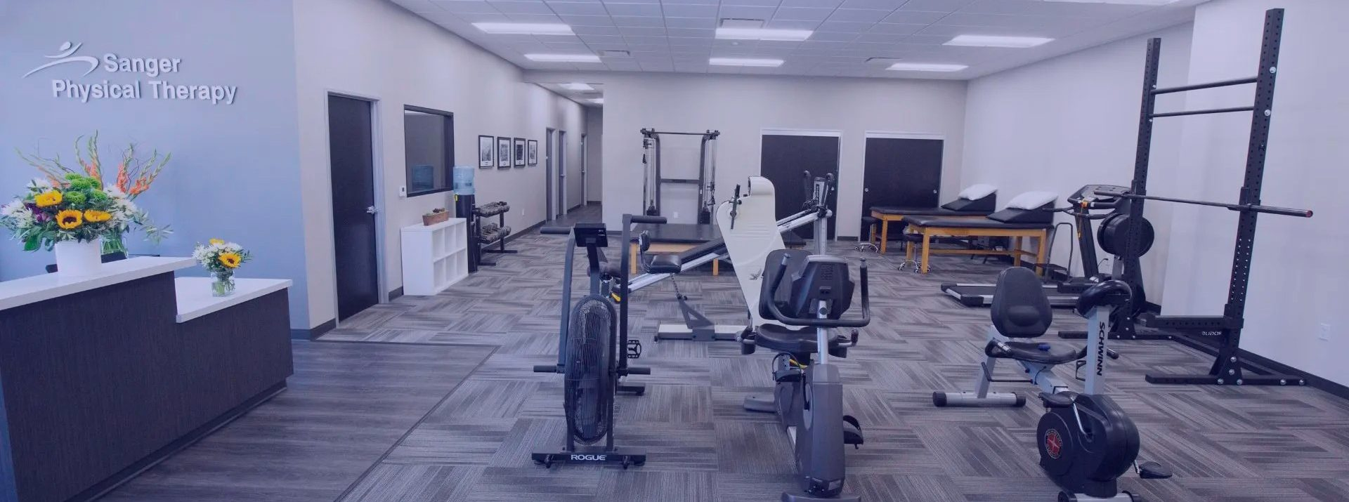 Sanger Physical Therapy Center for rehabilitation