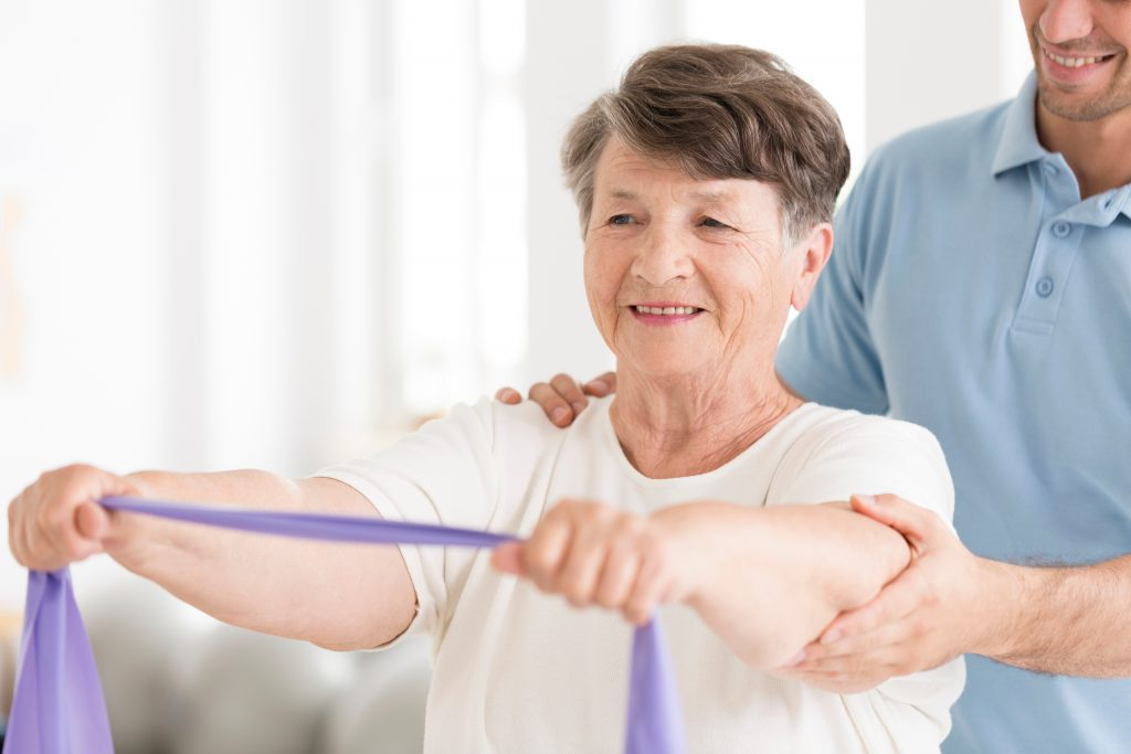 Therapy for elders